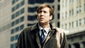 Nicolas Cage in The Weatherman